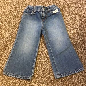 Old Navy Straight Leg Jeans - 2T